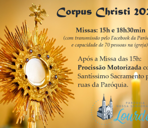 Corpus Christi 2020