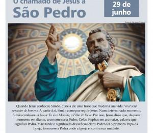 O Chamado de Jesus a São Pedro