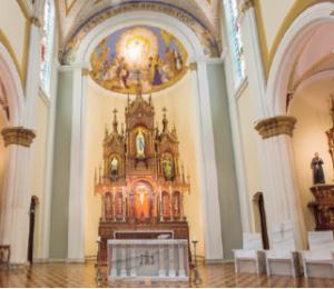 Obras e melhorias no espaço litúrgico
