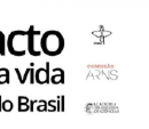 Pacto pela vida e pelo Brasil exigem lucidez contra a Covid-19