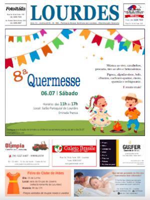 Informativo Lourdes - Junho - 2019