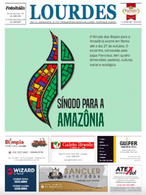 Informativo Lourdes - Outubro - 2019