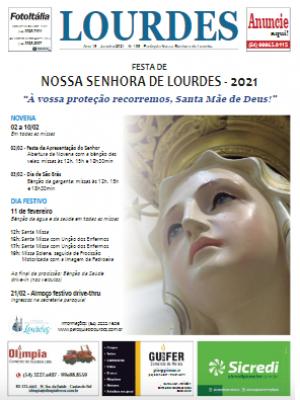 Jornal Lourdes - Janeiro 2021