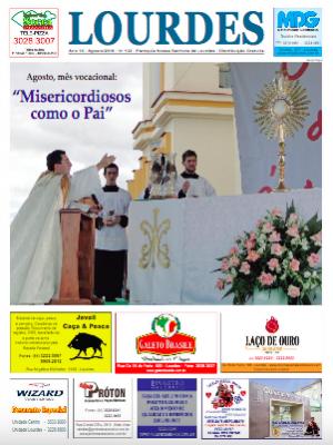 Informativo Lourdes - Agosto - 2016