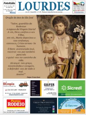 Jornal Lourdes - Março 2021
