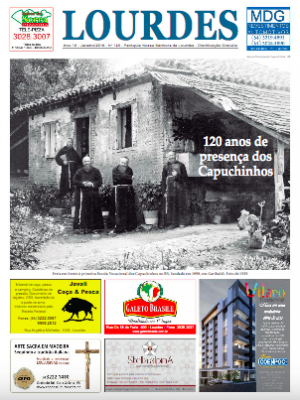 Informativo Lourdes - Janeiro - 2016