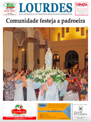 Informativo Lourdes - Fevereiro - 2018