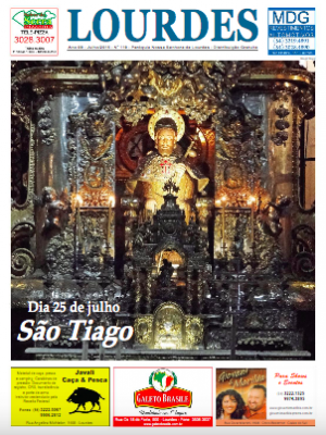 Informativo Lourdes - Julho - 2015