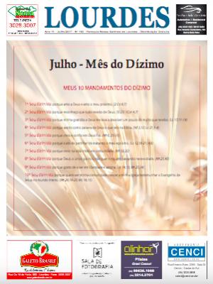 Informativo Lourdes - Julho - 2017