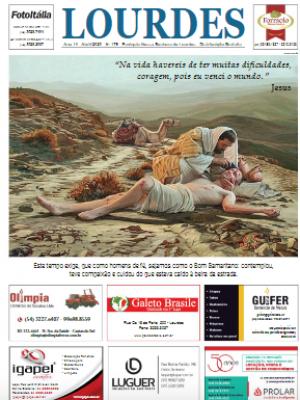 Jornal Lourdes - Abril 2020