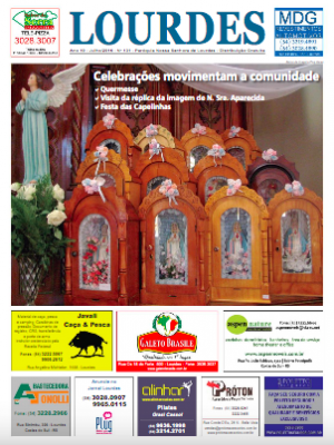 Informativo Lourdes - Julho - 2016